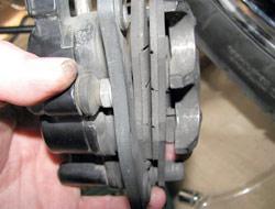 ремонт тормозной системы в Уфе