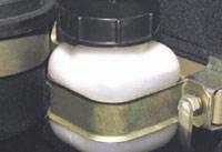 замена жидкости гидропривода сцепления