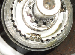 ремонт и замена синхронизатора кпп